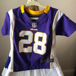 NFL Vikings Jersey/Shirt